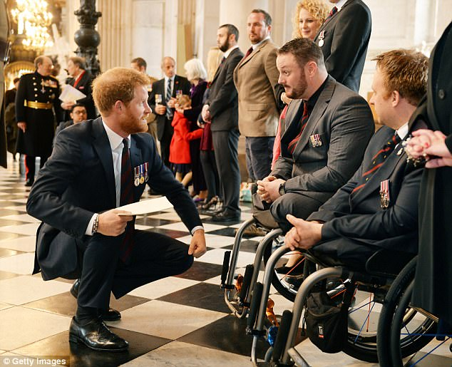 It is empathy for those in trouble which makes Prince Harry such an inspiring figure – finally giving him the role he longs for