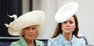 Its been reported that Camilla urged Prince William to split from Kate Middleton back in 2007
