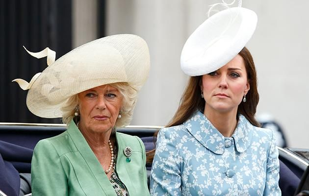 It's been reported that Camilla urged Prince William to split from Kate Middleton back in 2007 Photo (C) GETTY IMAGES