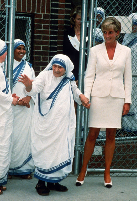 June 18, 1997 Princess Diana Photo (C) GETTY IMAGES