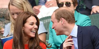 Kate and Prince William are regular fixtures at Wimbledon Photo C GETTY IMAGES