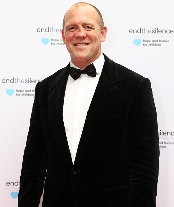 Meghan Markle Mike Tindall is looking forward to being introduced to the Suits star Photo C GETTY IMAGES