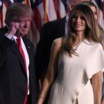 Melania Trump and Donald Trump Photo C GETTY IMAGES