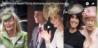 Memorable Royal Family Moments From Royal Ascot