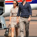 Pippa Middleton with James Matthews Honeymoon Photo C MEDIA MODE SPLASH NEWS