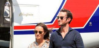 Pippa Middleton with James Matthews Honeymoon Photo (C) MEDIA-MODE, SPLASH NEWS