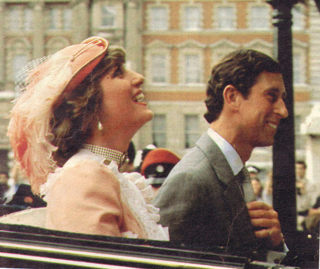 Prince Charles and Princess Diana Photo (C) GETTY IMAGES to (C) GETTY IMAGES