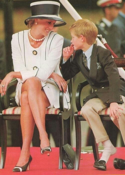 Prince Charles and Princess Diana Photo (C) GETTY IMAGES