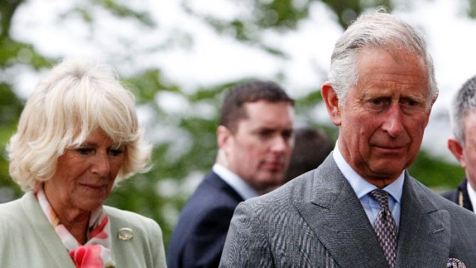 Prince Charles and the Duchess of Cornwall Camilla Photo (C) GETTY