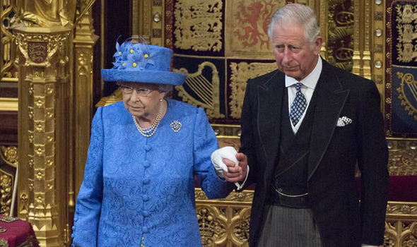 Prince Charles is in no rush to become king according to royal sources Photo C GETTY