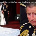 Prince Charles wept the night before marrying Diana claims new book