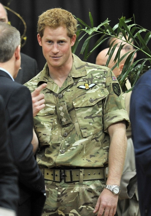 Prince Harry Photo C GETTY IMAGES 0064