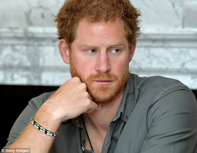 Prince Harry Photo C GETTY IMAGES 0106
