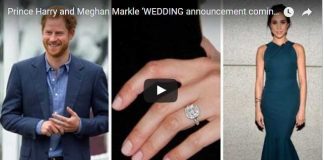 Prince Harry and Meghan Markle 'WEDDING announcement coming'