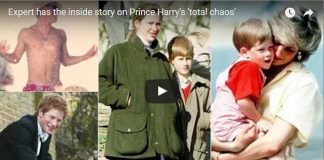 Prince Harry in