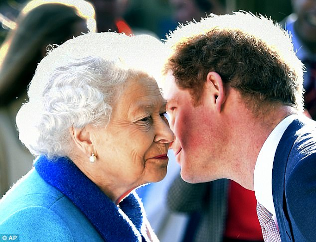 Prince Harry, pictured right, at one point questioned whether remaining a junior Royal would allow him to use his talents effectively