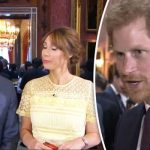 Prince Harry took over some of the presenting duties on tonights The One Show Photo C BBC