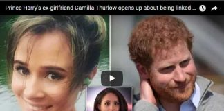 Prince Harrys ex girlfriend Camilla Thurlow opens up about being linked to him