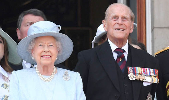 Prince Philip attending the TRooping of the Colour alongside the Queen on Saturday Photo (C) GETTYPrince Philip attending the TRooping of the Colour alongside the Queen on Saturday Photo (C) GETTY