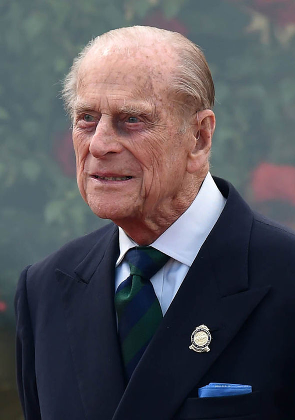 Prince Philip has faced a number of health scares since entering his 90s Photo (C) GETTY