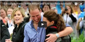Prince William Kate Middleton Moments Romantic Prince William Kate Middleton