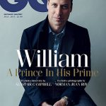 Prince William pictured on the cover of Julys issue of GQ magazine Photo C GETTY IMAGES
