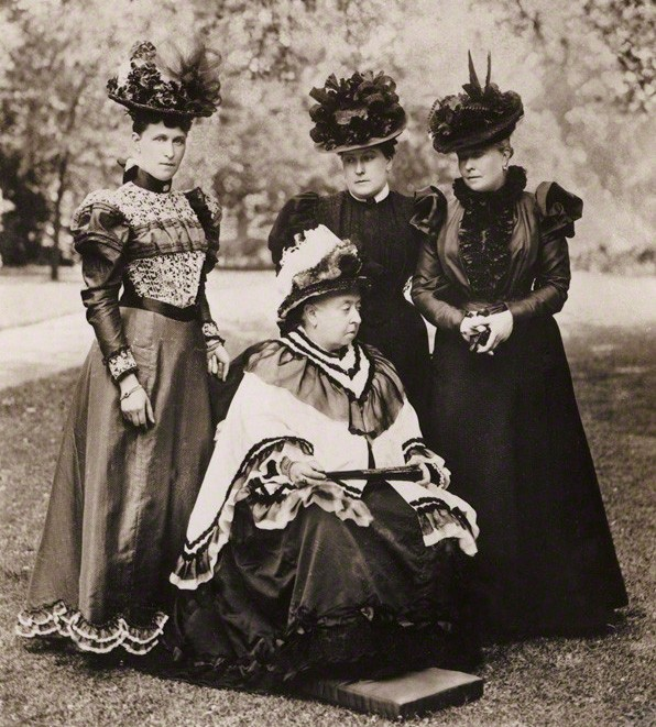 NPG x35274; Queen Victoria and family Photo (C) GETTY IMAGES