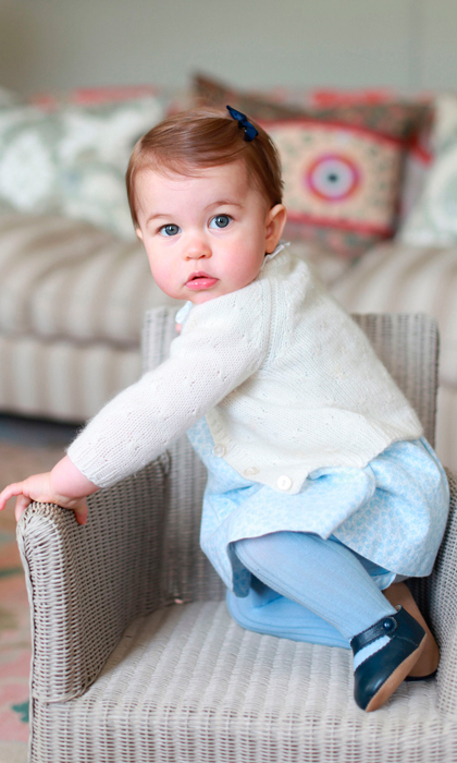 Princess Charlotte Photo (C) GETTY IMAGES