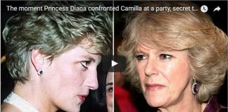 Princess Diana Confronted Camilla Secret Tapes Reveal Moment Royals Prince Charles