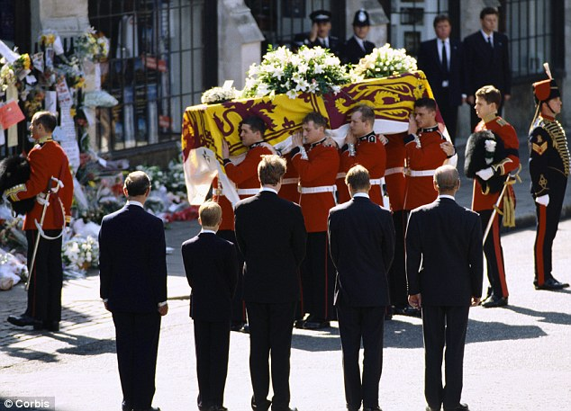 Princess Diana Funeral Photo C Getty Images 0096 Dianalegacy