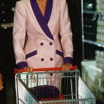 Princess Diana didnt need a PA to do her food shopping for her. Like most mums the royal strolled her cart Photo C GETTY IMAGES