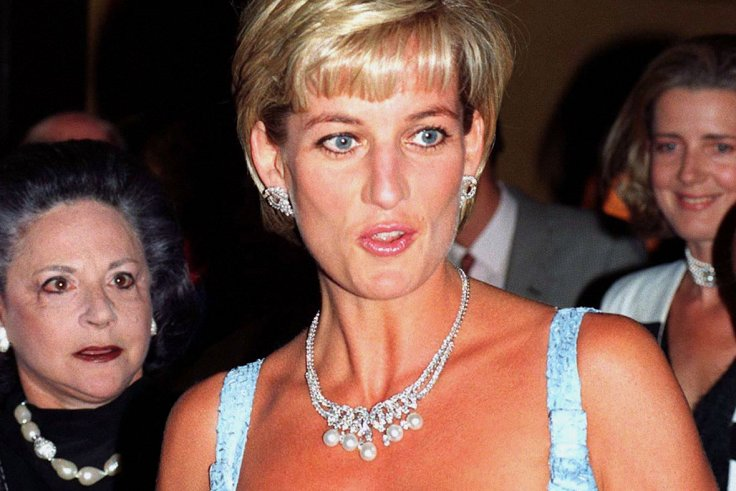 Princess Diana had a tumultuous honeymoon, according to a new book Photo (C) Reuters