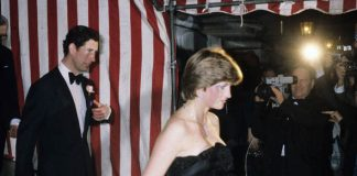 Princess Diana said she felt she was thrown into the fire but her upbringing did prove to be key Photo C GETTY IMAGES