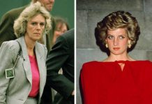 Princess Diana told how she took on her love rival Camilla Barker Bowles at a party Photo (C) GETTY