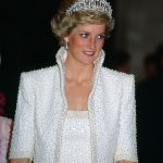 Princess Diana wears her Elvis dress in Hong Kong Photo C GETTY IMAGES