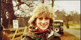 Princess Diana with Lady Sarah Armstrong Jones Photo C BNPS