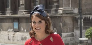 Following the service (at St. Paul's), The Duke and Duchess of Cambridge and other Members of The Royal Family were with guests from the service at the Guildhall. PRINCESS EUGENIE PICTURES ARTHUR EDWARDS