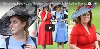Princesses Beatrice and Eugenie Looks Incredible for Ladies Day at Royal Ascot