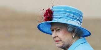 Queen Elizabeth Upset Photo C GETTY IMAGES