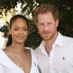 Rihanna and Prince Harry Getty