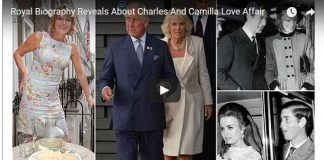 Royal Biography Reveals About Charles And Camilla Love Affair