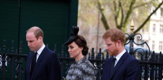 The Duke and Duchess of Cambridge and Prince Harry Photo C GETTY IMAGES 1