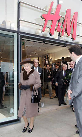 01 Royals going shopping Photo C GETTY IMAGES