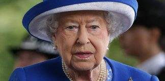 The Queen has issued a sombre birthday message following a series of tragedies in Britain Photo (C) GETTY