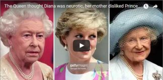 The Queen thought Diana was neurotic her mother disliked Princess secret tapes reveal