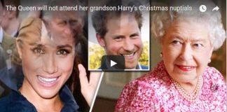 The Queen will not attend her grandson Harrys Christmas nuptials