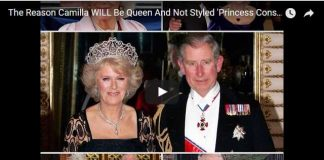 The Reason Camilla WILL Be Queen And Not Styled Princess Consort Discover The Truth