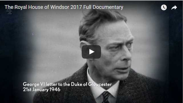 The Royal House of Windsor 2017 Full Documentary