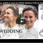 The TIARA The JEWELS wore by PIPPA MIDDLETON at Her lavish Wedding 1