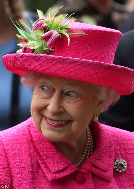 There can be no doubt that the Queen is in her element at Royal Ascot, which she's attended every year since 1952